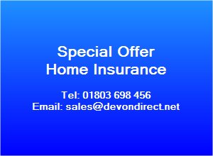 We offer a special deal on your home insurance cover inc unoccupied property insurance